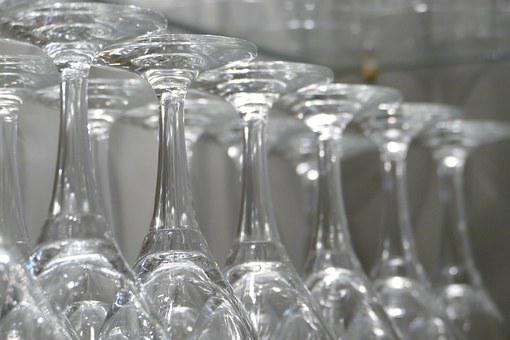 Glass, Drink, Wine, Transparent, Bar, Crystal Glass