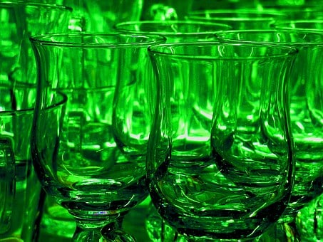Glasses, Teegläser, Drink, Hot Drink, Drinking Glasses