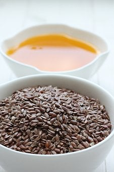 Linseed, Linseed Oil, Oil, Omega 3, Fatty Acid, Healthy