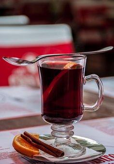 Boiled, Wine, Hot, Grog, Drink, Winter, Cold, Cinnamon