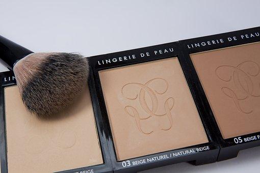 Make Up, Brush, Makeup, Structure, Fund, Color