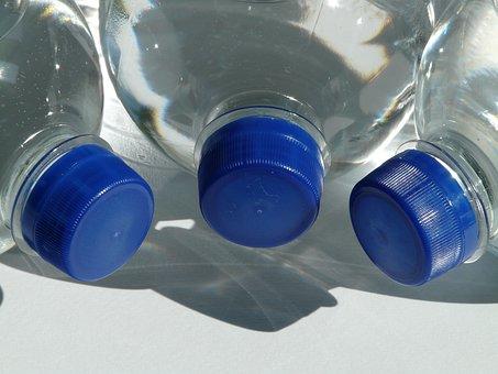 Bottles, Plastic Bottle, Bottle, Mineral Water, Water