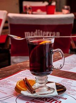 Advent, Mug, Boiled, Wine, Hot, Grog, Drink, Winter