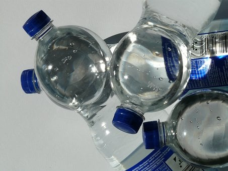 Bottles, Plastic Bottle, Bottle, Mineral Water, Water