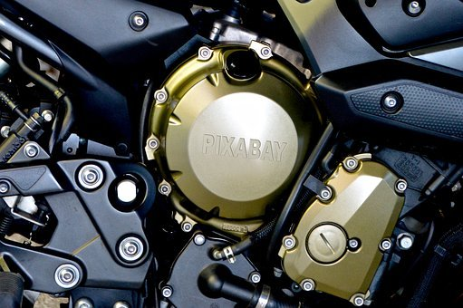 Yamaha, Motorcycle, Motor, Screw, View Details, Pixabay