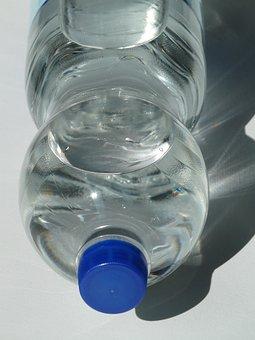Plastic Bottle, Bottle, Mineral Water, Water