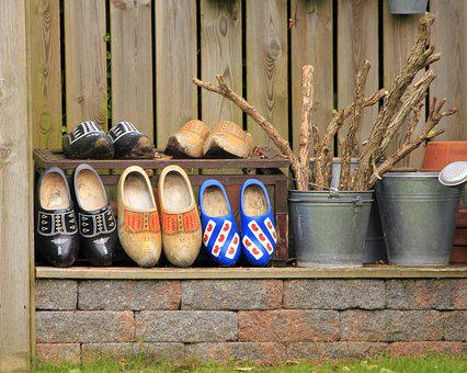 Holland, Wooden Shoe, Obsolete, Typical Shoes