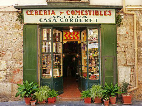 Chandlery, Traditional, Shop, Ancient Trade, Showcase