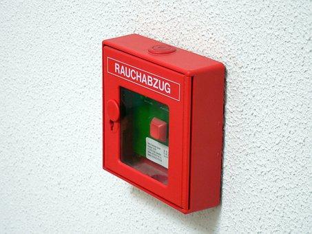 Flue, Fire Detector, Brand, Fire, Security