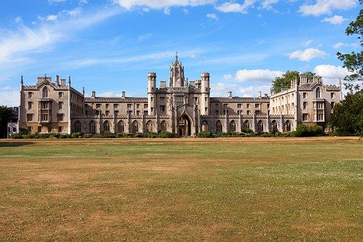 Academic, Architecture, Building, Cambridge, Campus