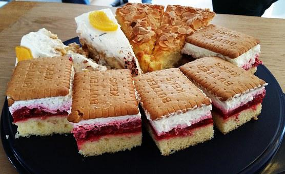 Cake, Spring, Birthday, Eating Food, Unhealthy