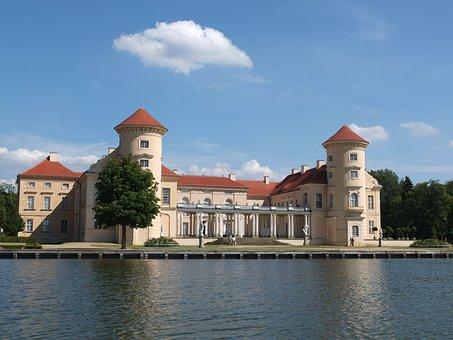 Castle, Rheinsberg, Rheinsberg Castle, Brandenburg
