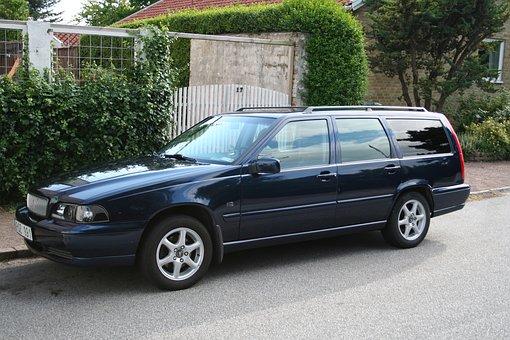 Volvo, Combi, V70