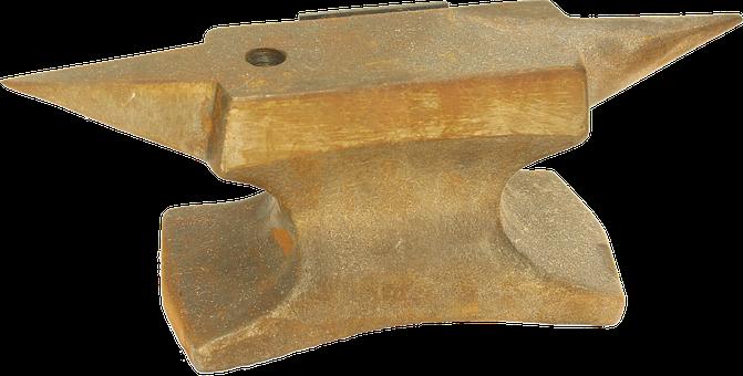 Anvil, Iron, Hammer, Craft, Forge, Blacksmith, Embers