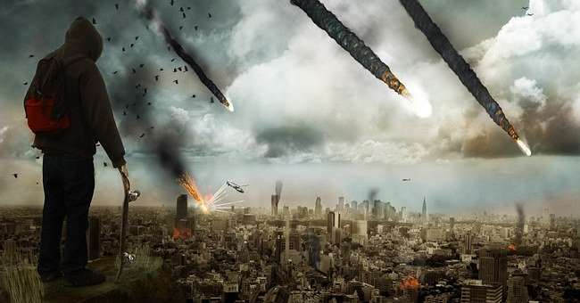 Apocalyptic, War, Danger, Apocalypse, Disaster
