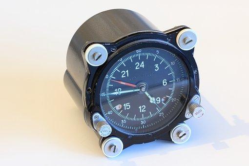 Soviet, Military, 24, Hour, Clock, Timer, Doomsday