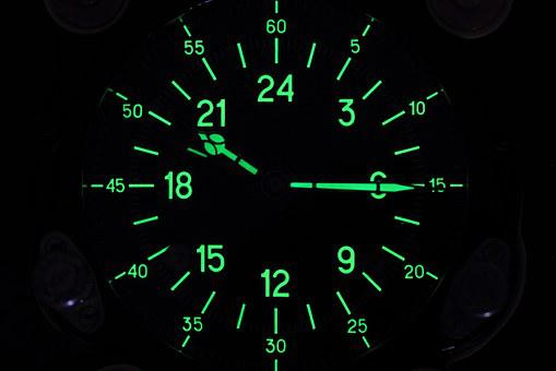Soviet, Military, 24, Hour, Clock, Timer, Doomsday