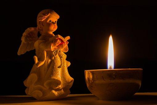 Angel, Prayer, Vera, Love, Light, Christianity