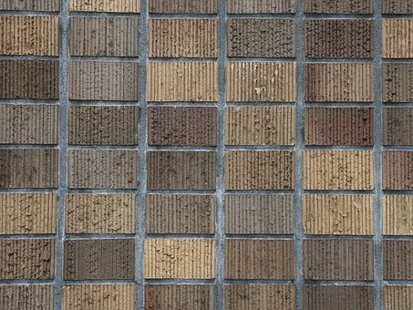 University Of Tokyo, Brick, Outer Wall, Building