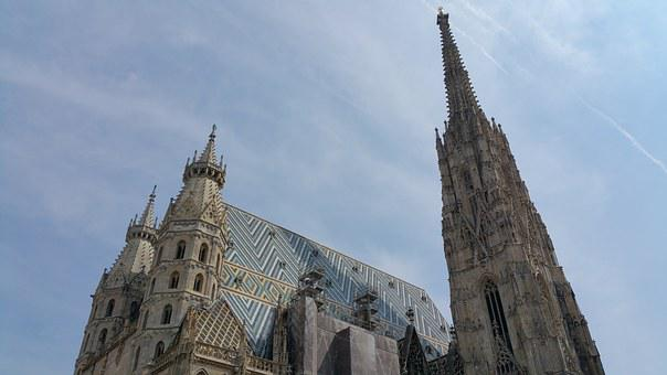 Vienna, Church, St Stephen's Cathedral, Wien, Cathedral