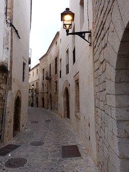 Ibiza, Historic Center, Spain, Balearic Islands