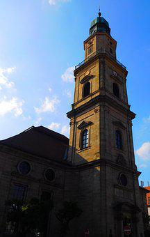 Huguenot Church, Church, Steeple
