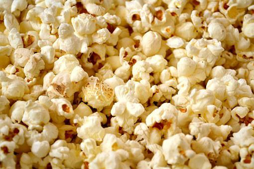 Popcorn, Cotufas, Crispeta, Canguil, Corn, Cinema, Food