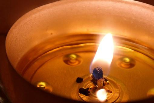 Candle, Flame, Wick, Light, Yellow, Gold, Burn, Flare