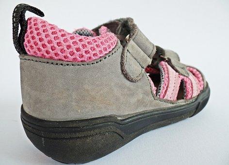 Shoes, Sandals, Leisure, Children's Shoes, Foot