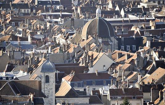 Roofs, City, Homes, Architecture, Old Town, Structures