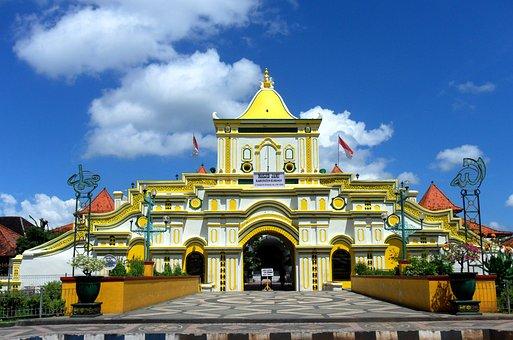 Masjid, Architecture, Mosque, Madura, Sumenep