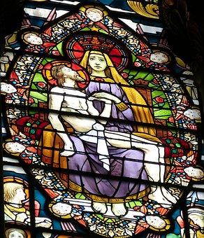Maria, Pietà, Passion, Christ, Suffering, Death, Church