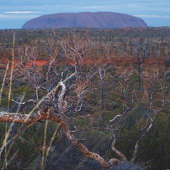 Uluru, Sacred, Northern Territory, Outback, Australia