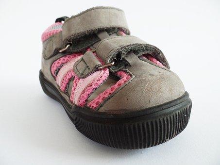 Children's Shoes, Shoes, Sandals, Leisure, Foot