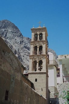 St Catherine's Monastery, Bell Tower