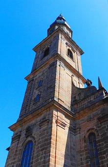 Neustädter Kirche, Church, Steeple
