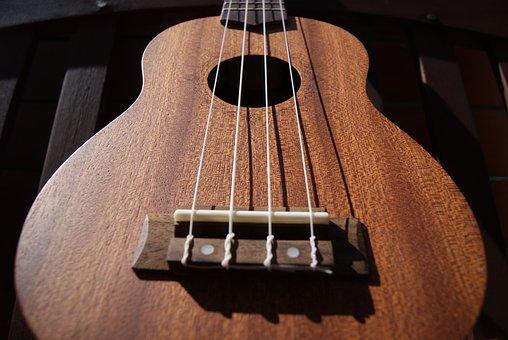 Ukulele, Music, Strings, Hollow, Wood, Instrument