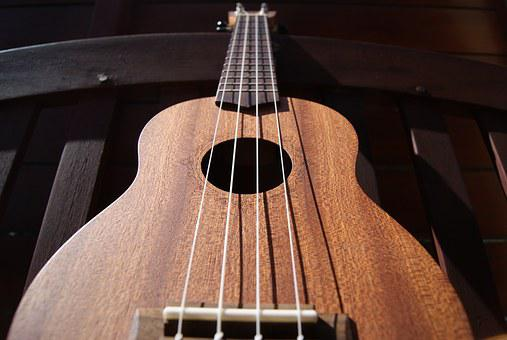 Ukulele, Music, Strings, Hollow, Wood, Instrument