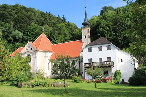 Pilgrimage Church, Church, Austria, Upper Austria