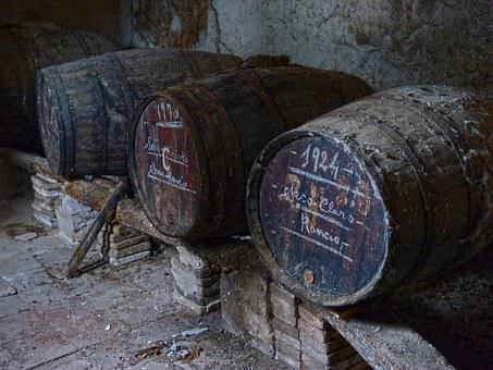 Winery, Casks, Priorat, Ageing Of Wine, Rancio Wine