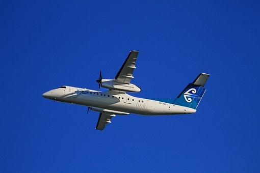 Aircraft, Air New Zealand, Airplane, Air Nelson