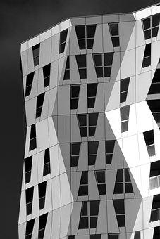 Calypso, Rotterdam, Apartments, Architecture