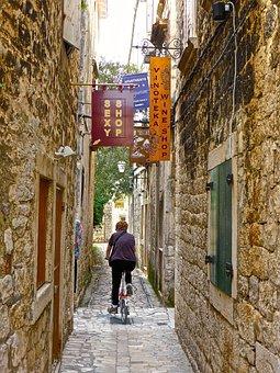 Backstreet, Alleyway, Mediterranean, Narrow