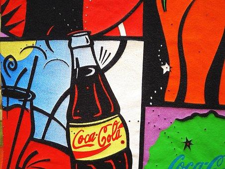 Coca Cola, Enjoy, Drink, Coke, American, Cold, Cup