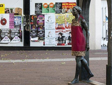 Sculpture, Hamburg, Altona, Ottensen