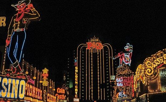 Las Vegas, Usa, Casino, Boulevard, Jackpot, Gambling