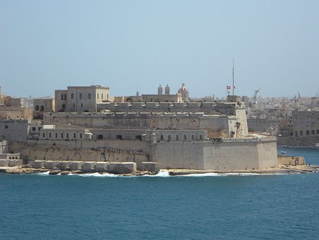 Fort, Fortress, Walls, Defense System, Historically