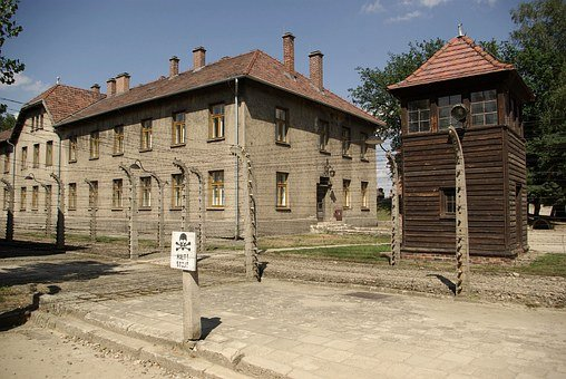Auschwitz-birkenau, Concentration Camp, Nazism, Crime