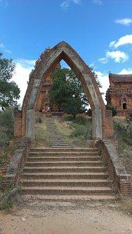 The Po Klong Garai, Indigo Temple, Cham Towers, Bow