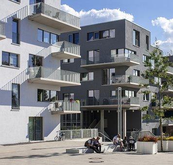 Architecture, Germany, Hamburg, Building